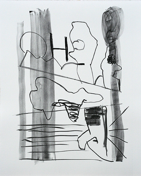 Paysage lithographique III
